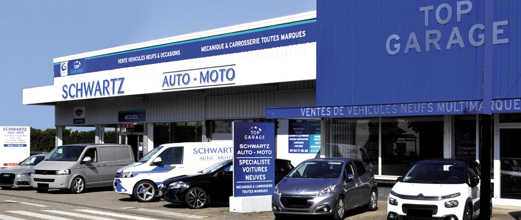 Garage Schwartz Auto-Moto Haguenau